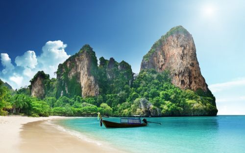 The-beach-in-Thailand