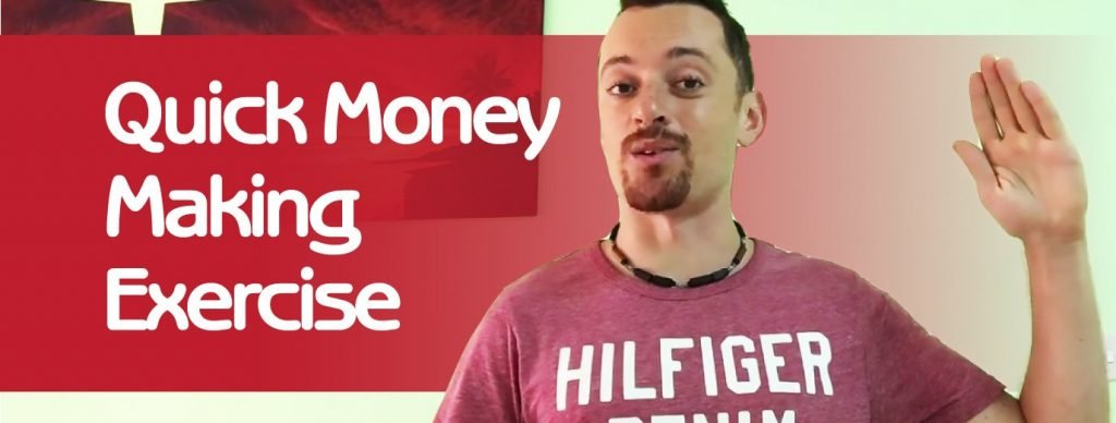 Quick And Easy Money Making Exercise