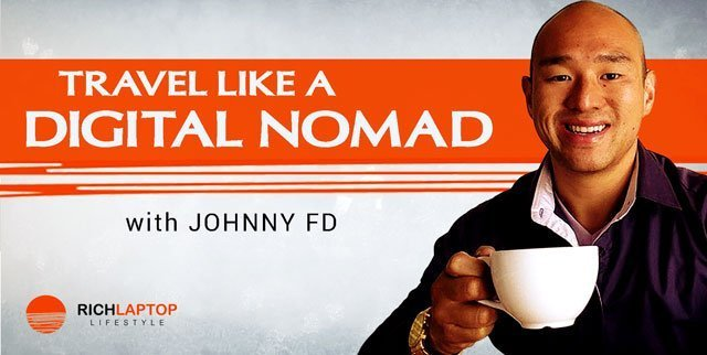 How to Travel Like a Digital Nomad, with Johnny FD
