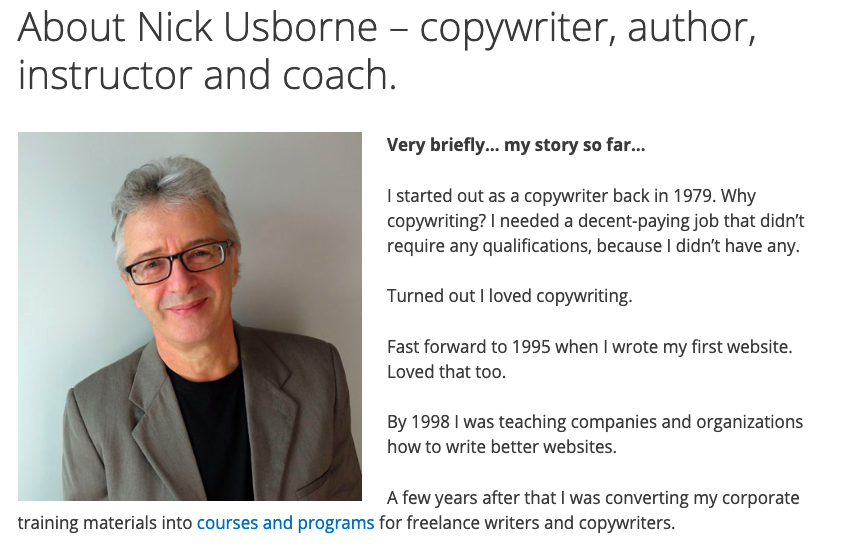 Nick Usborne